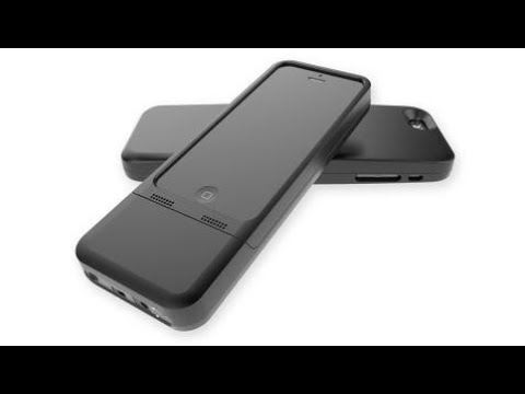 New technology - 5 iPhone Gadgets That Will Blow Your Mind #2
