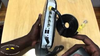01. Belkin N900 DB Wireless Router Review & Setup