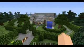 Minecraft - Modern House Design by GioIZhere