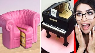 Amazing Cakes That Look Like Furniture