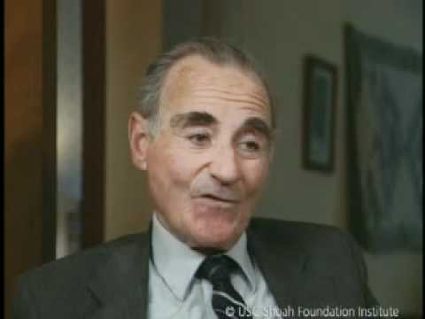Jewish Survivor Peter Less Testimony