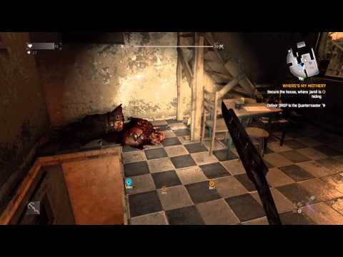 dying light how to kill mother