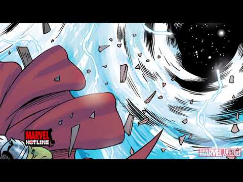 Marvel Hotline: Beta Ray Bill: Godhunter #1