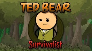 Ted Bear 3 (April Fools 2017) - Cyanide & Happiness Shorts