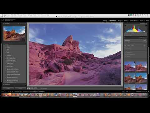 The Power of Profiles in Lightroom Classic CC