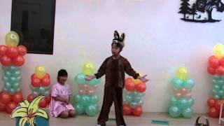 瑞汀美語Reading English School 2014 期末成果發表會-B7/RD4  little Red Riding Hood