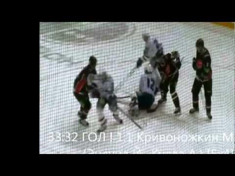 Хоккей авангард сибирь обзор матча