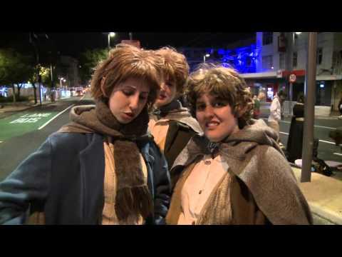 El Hobbit - Videoblog 10 (subtitulado en español y en HD)