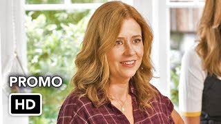 """Splitting Up Together 2x03 Promo """"Freaks and Creaks"""" (HD) Jenna Fischer comedy series"""