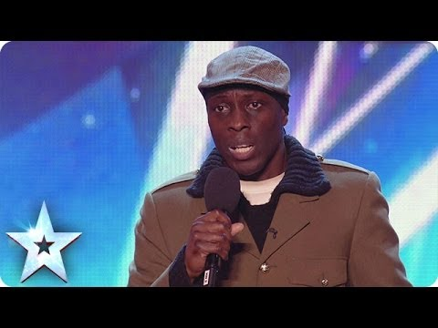 Toju is Ant and Dec's Golden Buzzer act  | Britain's Got Talent 2014