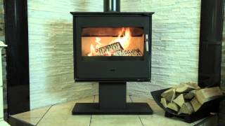 ESSE 125 Podium (5kW) wood burning & multi fuel stove