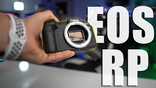 Canon EOS RP - 10 Things Before You Buy