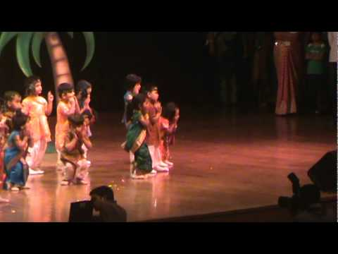 O my friend Ganesha dance by Anagha and friends