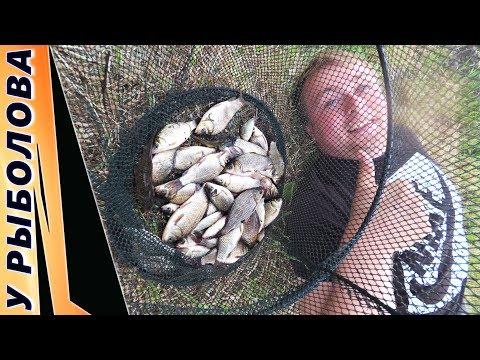 ютуб рыбалка на карася маленького