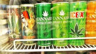 WEED ENERGY DRINK!!