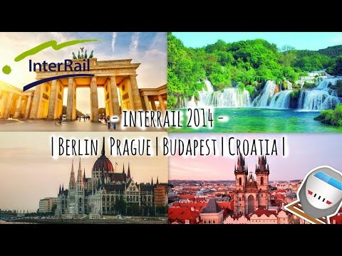 InterRail | 2014 (Berlin-Prague-Budapest-Split)
