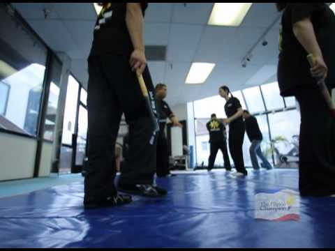 The Filipino Champion Robert Castro Grand Master of Filipino Martial Arts Image 1