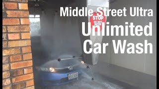 Middle Street Ultra UNLIMITED Car Wash - Farmington MO