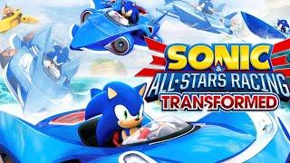 Sonic & All-Stars Racing Transformed - Resa dei Conti tra Superstar