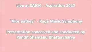 A presentation of Raga Music Symphony