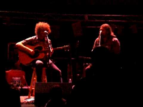 Chad Stokes and the White Buffalo - Girl From The North Country