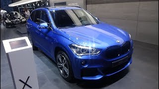 2019 BMW X1 xDrive20d - Exterior and Interior - Geneva Motor Show 2019