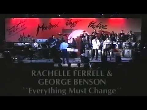 Rachelle Ferrell & George Benson - Everything Must Change