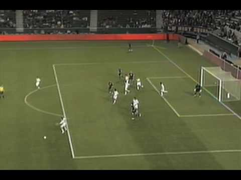 Real Salt Lake at Los Angeles Galaxy - Game Highlights 06/13/09 Video