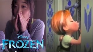 Agatha Lee Monn Video - Do You Wanna Build a Snowman? (a Frozen cover) - Lois Lee