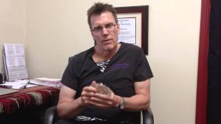Dr. Les Blackstock talks about having breast implants using silicon or saline breast implants