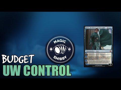 Magic: The Gathering - UW Control (Building on a Budget) [Deutsch]