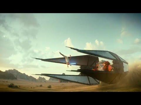 מלחמת הכוכבים פרק 9 טיזר