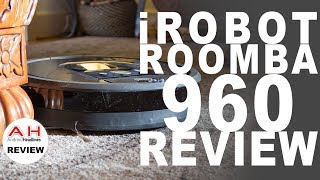iRobot Roomba 960 Review Robot Vacuum Cleaner