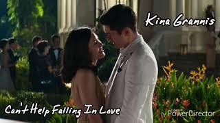 ✈只要你在的地方,便是我的歸屬:Can't Help Falling In Love情不自禁愛上你-Kina Grannis 瘋狂亞洲富豪(Crazy Rich Asian) 插曲 中文翻譯