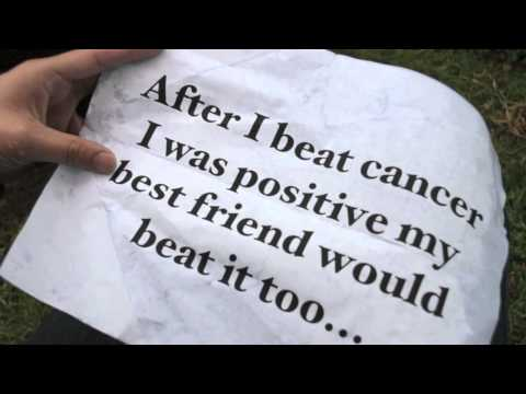 """Hold On"" Cancer Outreach Video (Lyrics and Music by Dominic Camany)"
