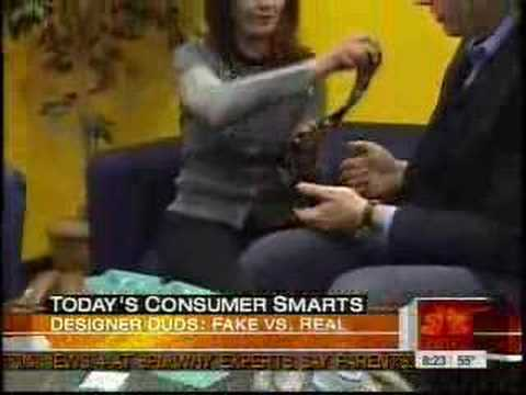 Today Show Avoiding Counterfeit Luxury Goods Online