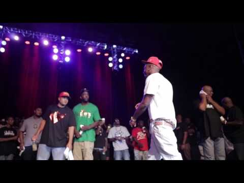 Lil Boosie: Touchdown To Cause Hell Tour In Monroe, La video