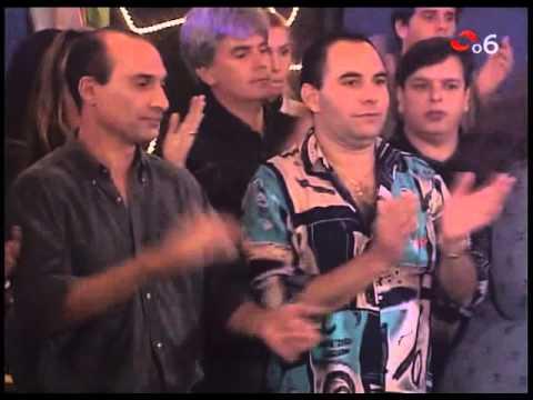 Natalia Oreiro & Facundo Arana - Танец на дискотеке (Дикий ангел)