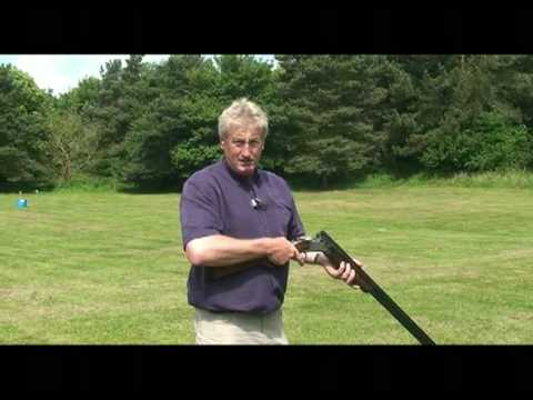 How to shoot a driven target - Clay shooting lesson