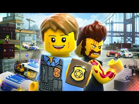 Lego City Undercover: The Chase Begins - Test / Review zum 3DS-Prequel