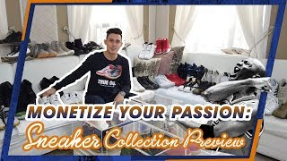 BillyVerse: Monetize Your Passion - Sneaker Collection Preview