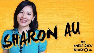 #19 SHARON AU - Former TV Actress/Host
