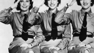 Watch Andrews Sisters Rum And Coca Cola video