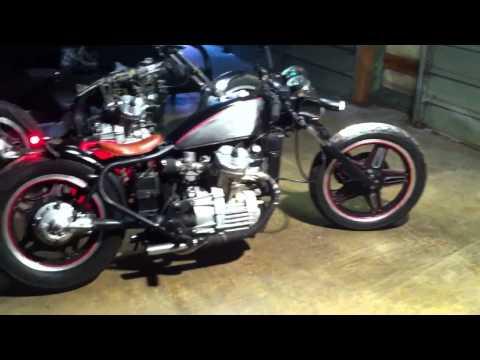 1980 Honda cx500 bobber