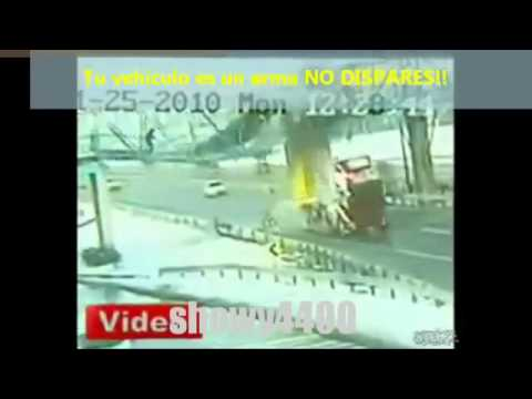 Accidents | Choques y Accidentes de autos en vivo,muerte de peatones
