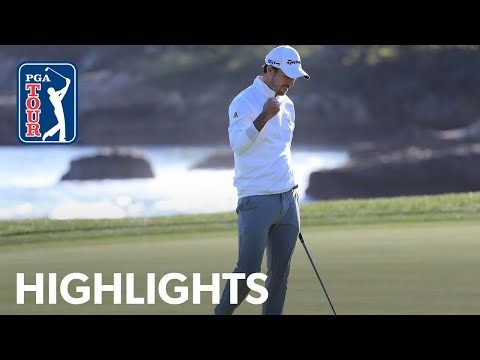 Highlights | Round 4 | AT&T Pebble Beach 2020