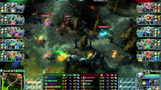 DHS WarmUp Ro4 - Rea vs DRz game 1