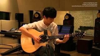 (Original) Walking On Sunday - Sungha Jung