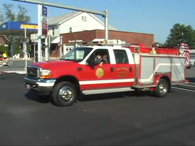 Tatamy,Pa Fire Department Parade   1 of 2