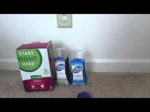 CVS Trip 7/6 Dial Soap, LSS, depends deal